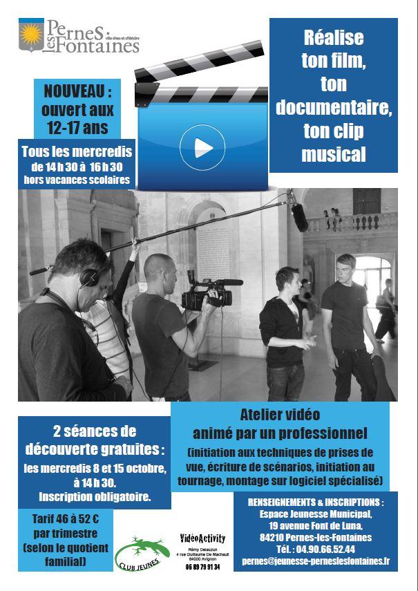 Capture ateliers vidéo 1